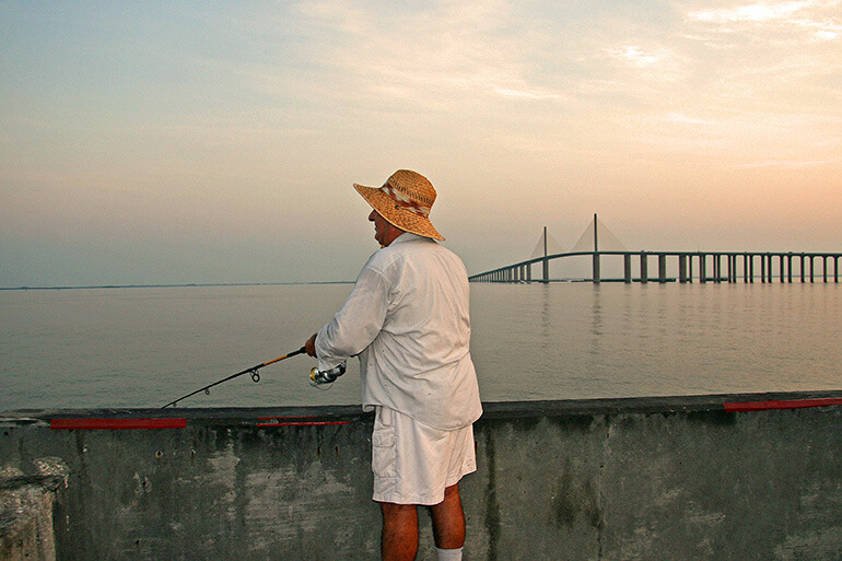 best places to fish without boat florida