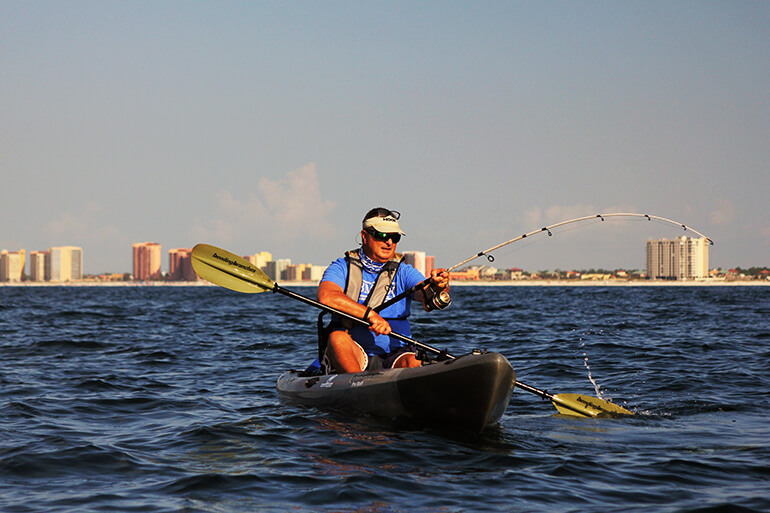 how to pick out a kayak paddle