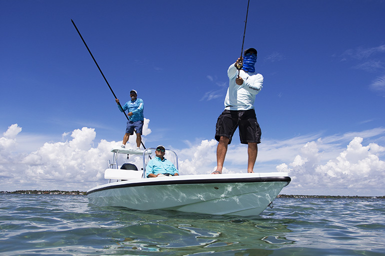 learn how to overhand cast