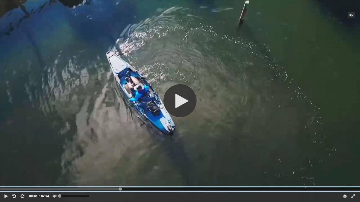 icast 2020 hobie pro kayak review