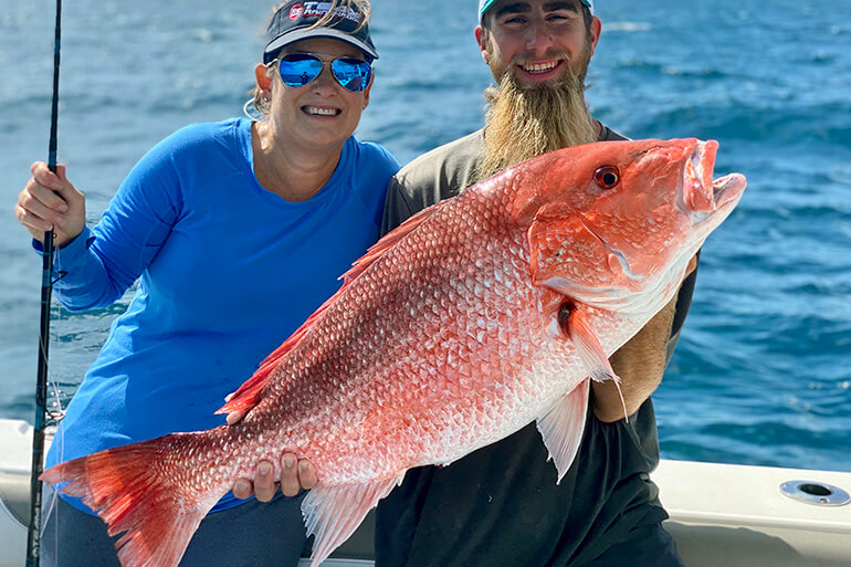 florida red snapper fishing