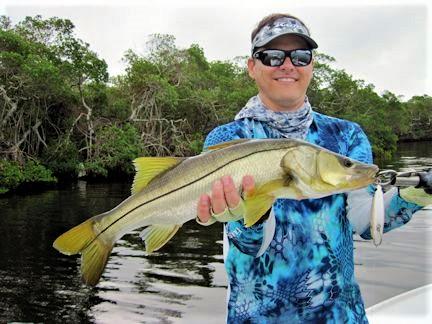 snook fishing report