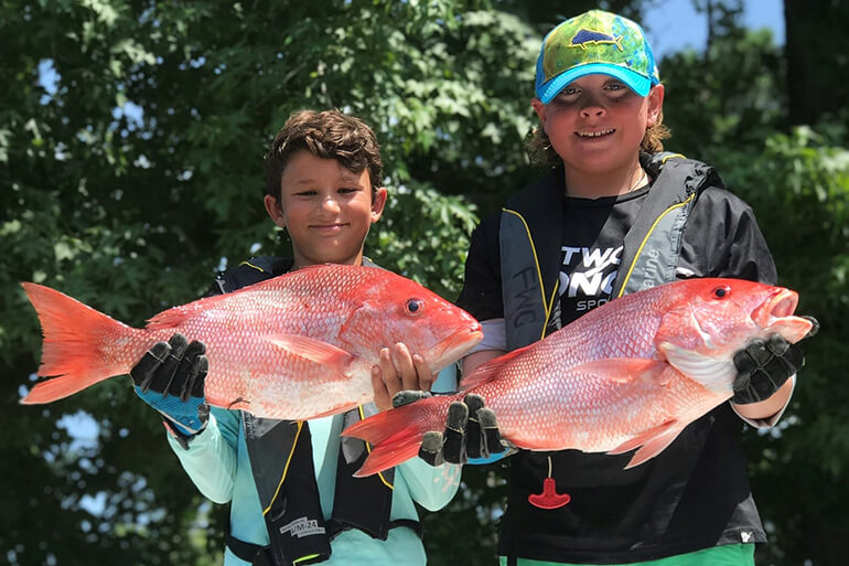 gulf red snapper season