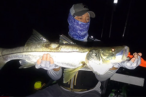 slot snook catch and cook