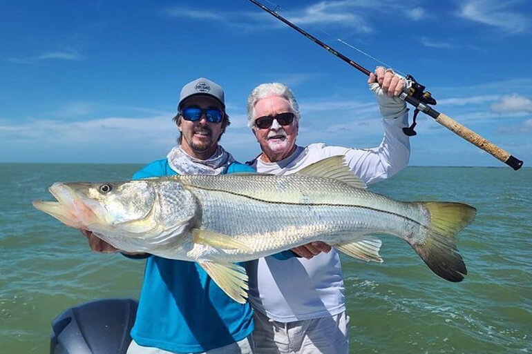 islamorada snook fishing