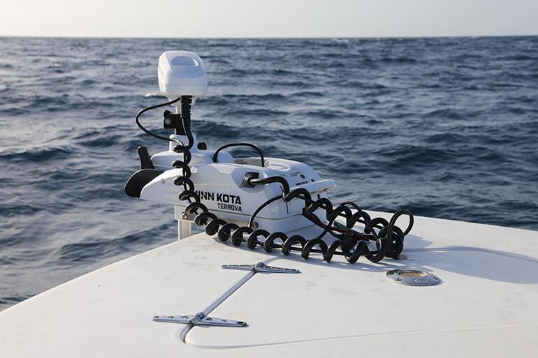 offshore trolling motor