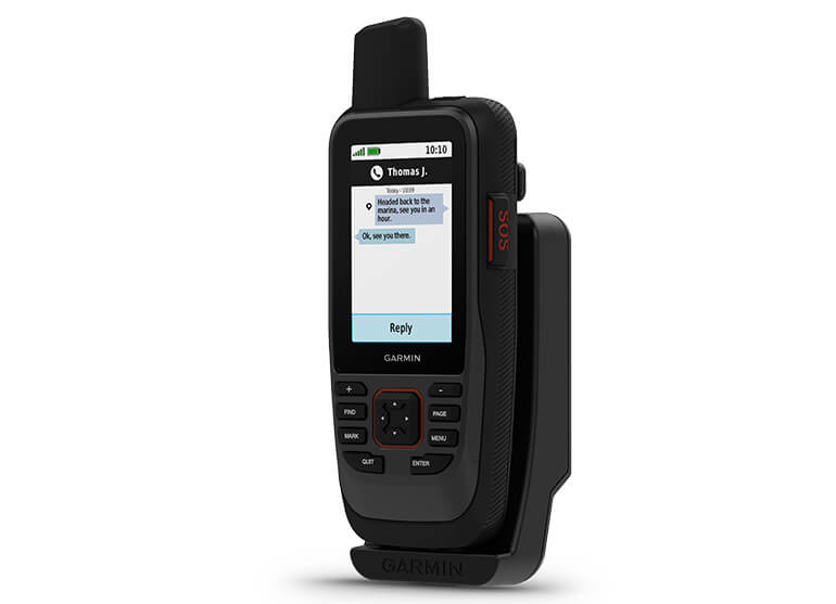 Garmin GPSMAP 86sci