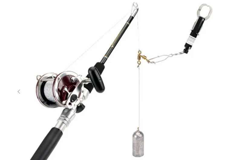venting fish tools