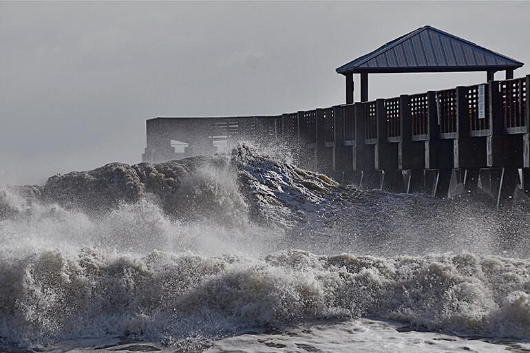 hurricane boat prep