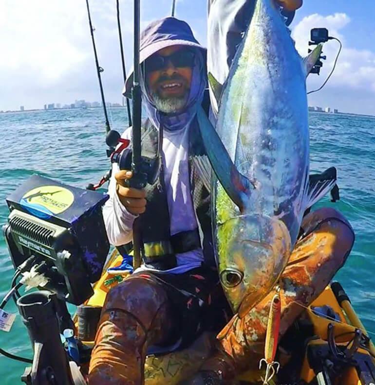 offshore kayaking south florida