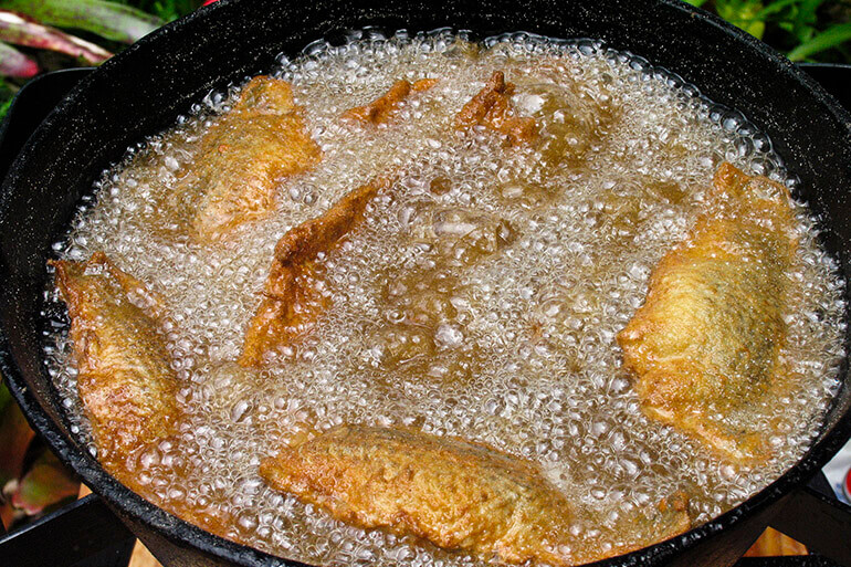 fried mullet recipe