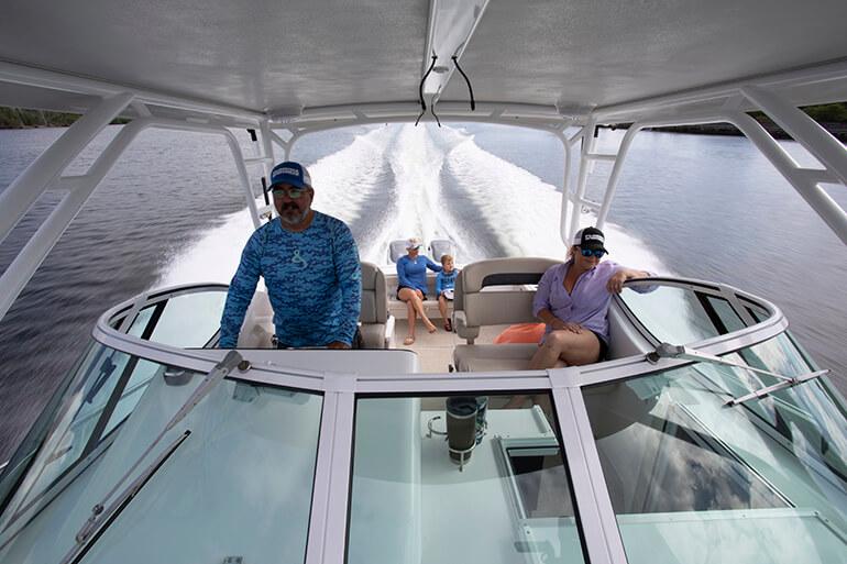 stamas 370 aegean boat review
