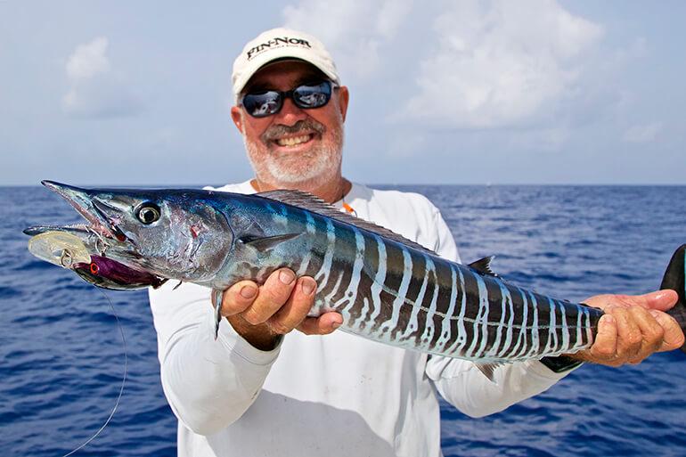 Winter Wahoo Fishing in Key West