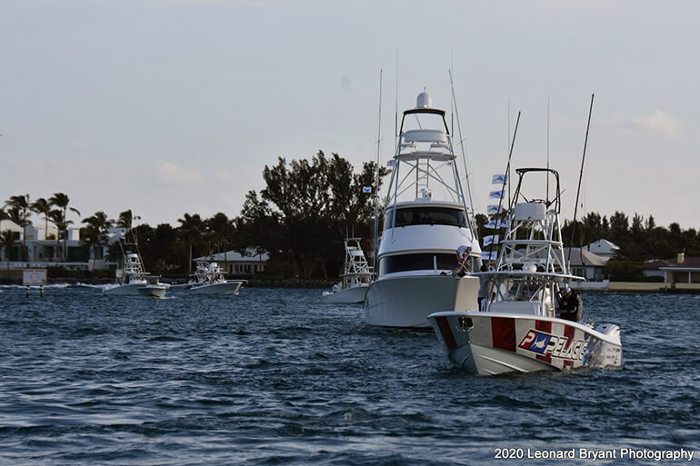 Silver Sailfish Derby results 2021