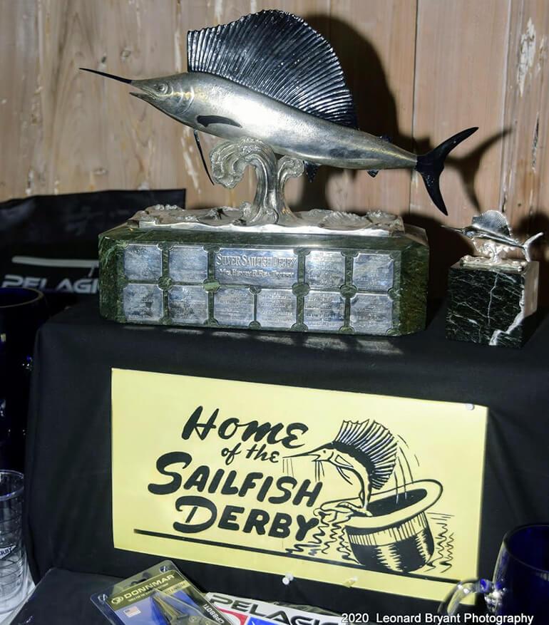 Silver Sailfish Derby results 2021