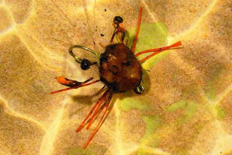 How to Tie a Realistic Crab Fly