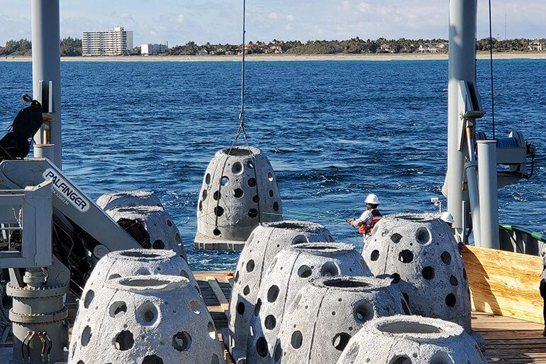 delray dredge artificial reef