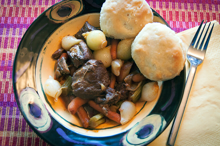 easy venison stew recipe