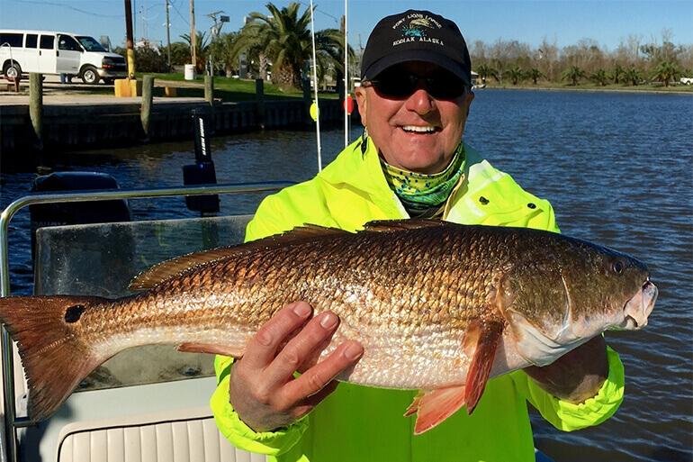 redfishing inshore florida