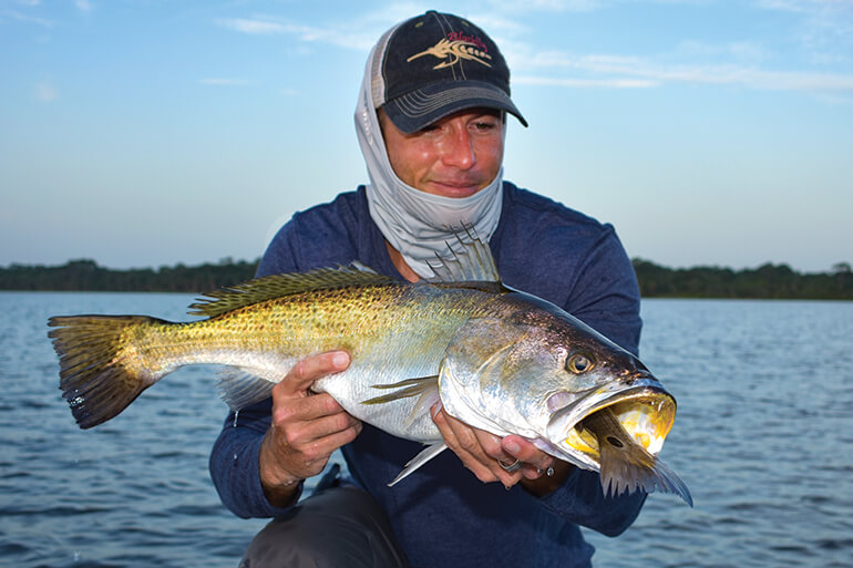 how to catch big seatrout