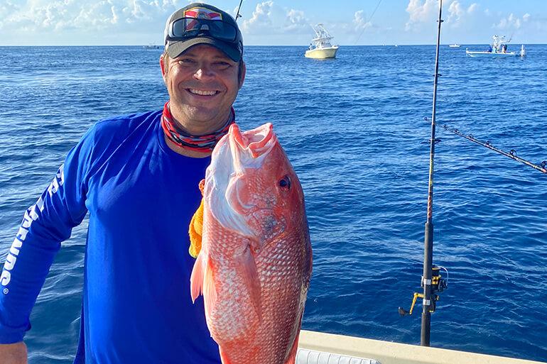florida atlantic red snapper season 2021