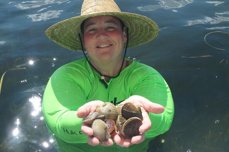 florida bay scallops