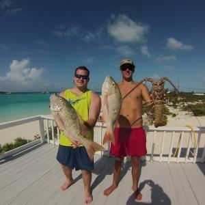 Bahamas Spearfishing
