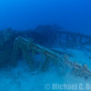 Deep Shipwreck off Miami #3