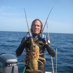 Lobster off Jacksonville