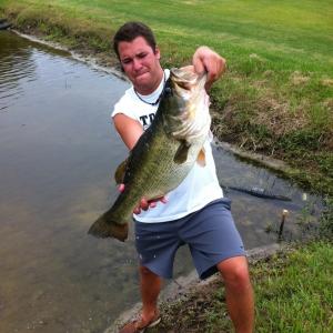 Martin County Largemouth Bass