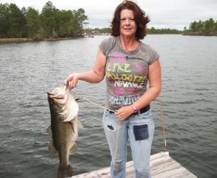 Beth\'s Largemouth Bass
