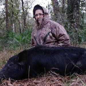 Suzie\'s Pig