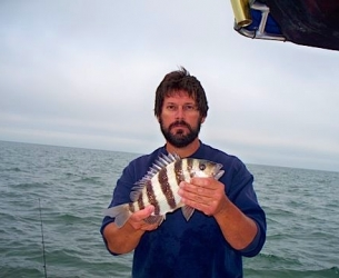 Crystal River Sheepshead