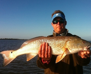 Yankeetown Redfish