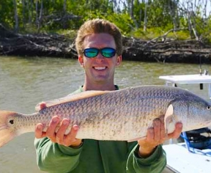Islamorada Redfish