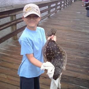 Flagler Beach Flounder