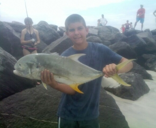 Jack Crevalle in the Panhandle