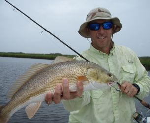 Kevin\'s Redfish