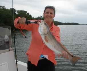 Cheri\'s Redfish