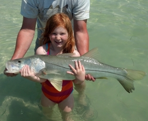 Father-Daughter Fishing