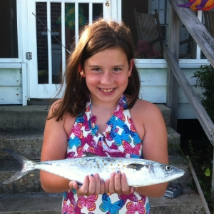 Marshall\'s First Mackerel