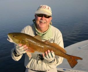 Redfish Smile