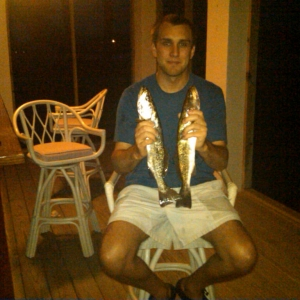 Grand Lagoon Trouts