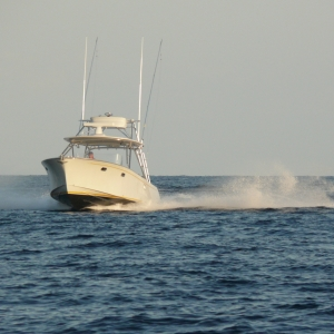 Oceansport Game Boat