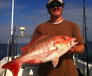 St. Marks Red Snapper