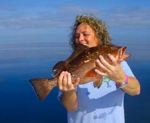 Crystal River Red Grouper