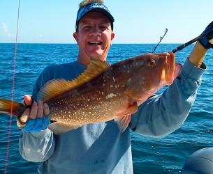 Redfish Pass Red Grouper