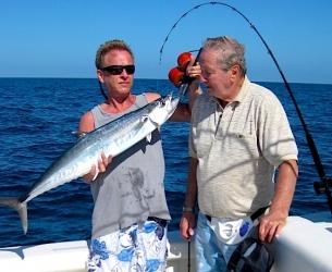 10,000 Islands Kingfish