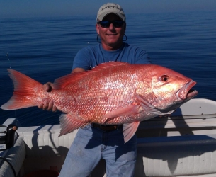 Ponce Red Snapper