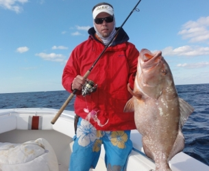 Record Red Grouper